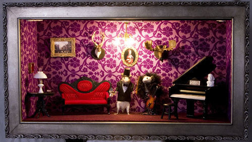 Bach's Parlour #1 *SOLD*