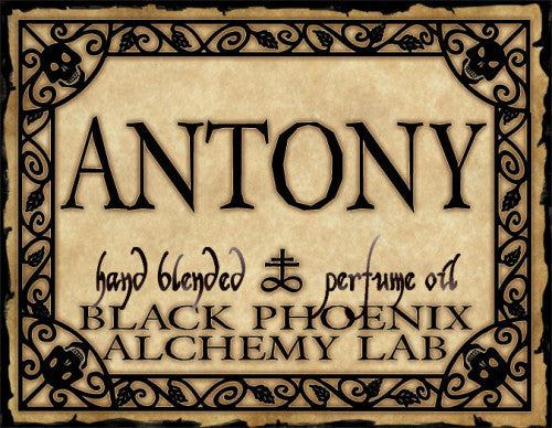 { Antony } Black Phoenix Alchemy Lab Fragrance