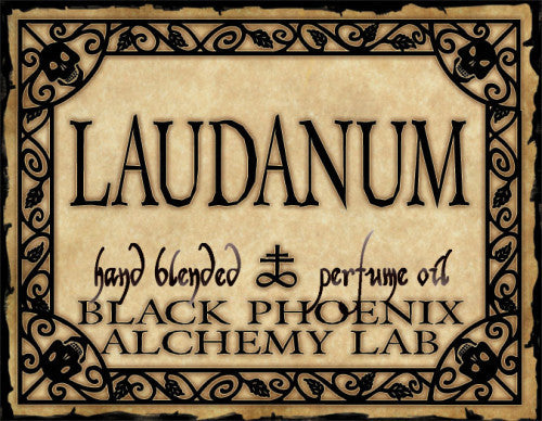 { Laudanum } Black Phoenix Alchemy Lab Fragrance