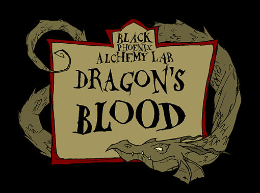 { Dragon's Blood } Black Phoenix Alchemy Lab Fragrance