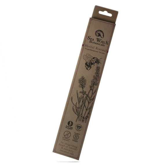 Herbal Renewal Incense Sticks