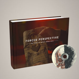 Forced Perspective Derek Hess Book