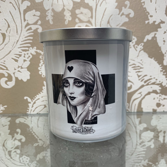LTD x MJS Nurse of Hope & Healing Candle Boxed