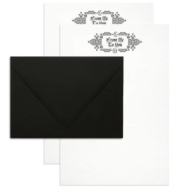 From Me To You Social Stationery Set