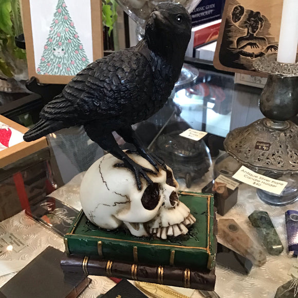 Raven on Books