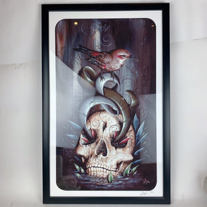 { Reconstruct } Jason Limon Print Signed Numbered & Framed