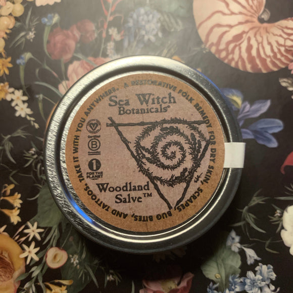 Woodland Salve (Great for Tattoos)