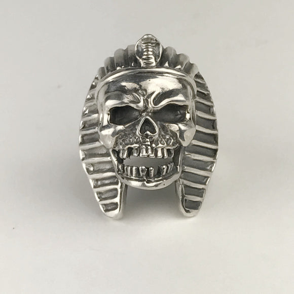 Pharaoh of the Dead Sterling Ring