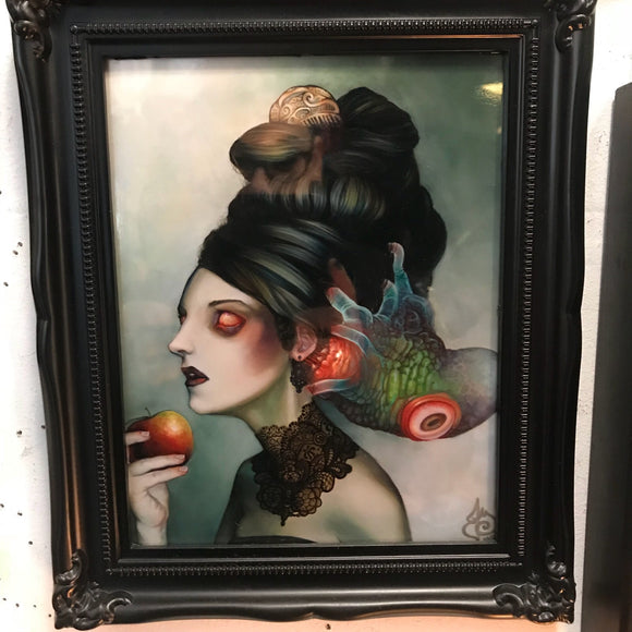 { Ripe }  Jackie Gallagher Framed Metallic Photo Print