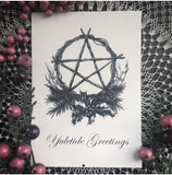 Yuletide Greetings Gift Card Caitlin McCarthy