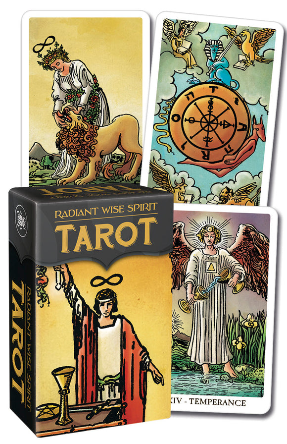 Radiant Wise Spirit Tarot Deck Mini