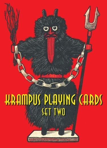 Krampus Playing Card Deck Set Two