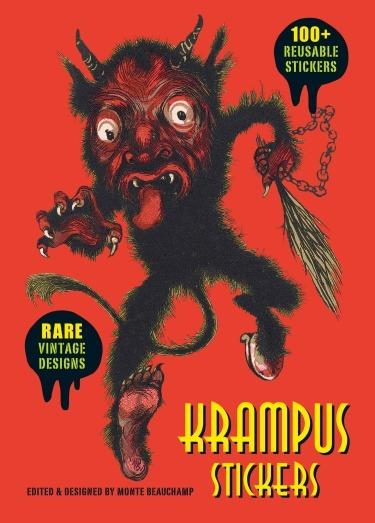 Krampus Sicker Collection in Tin Box