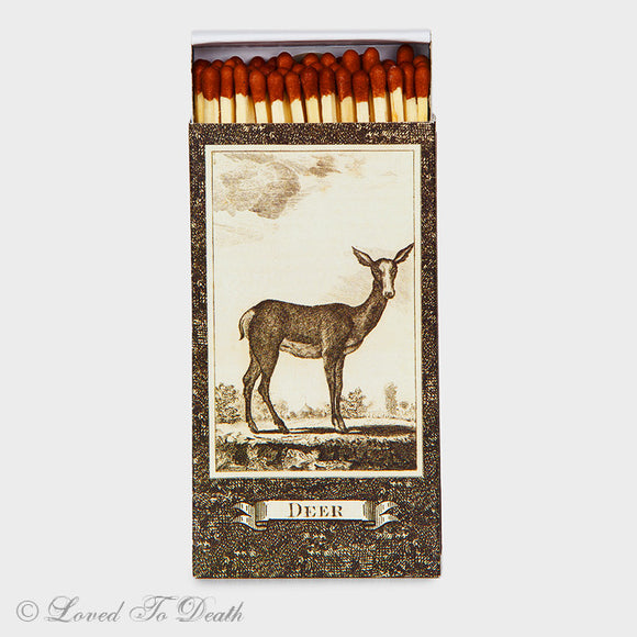 Deer Stag Matches