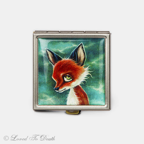 Sly Fox Pill Box