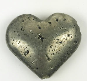 Pyrite Heart Small 3