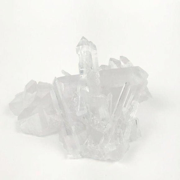 Clear Quartz Crystal Points Specimen 6