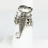 Scorpion Sterling Ring