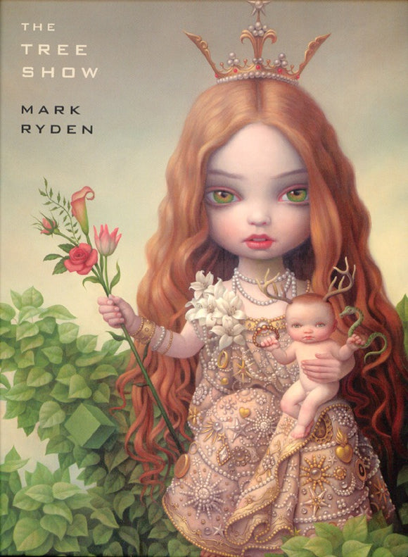 The Tree Show  Mark Ryden Book