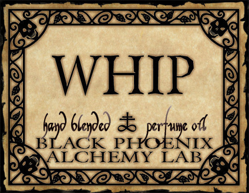 { Whip } Black Phoenix Alchemy Lab Fragrance