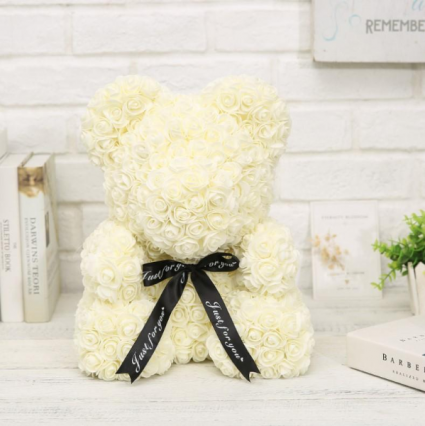 Luxury Cream Bear