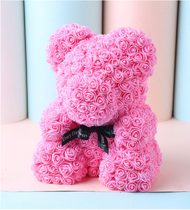 Luxury Pink Bear