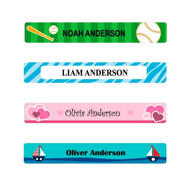 Mini School Supply Labels (Qty. 34)