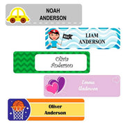 Waterproof Labels (Qty. 40)