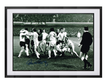 David Harvey hand signed autographed photo Leeds United