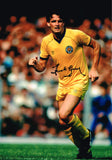 Frank Gray hand signed autographed photo Leeds United