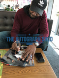 Lucas Radebe hand signed autographed photo Leeds United