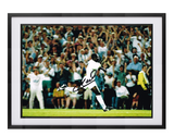 Tony Yeboah Liverpool Goal hand signed autographed photo Leeds United