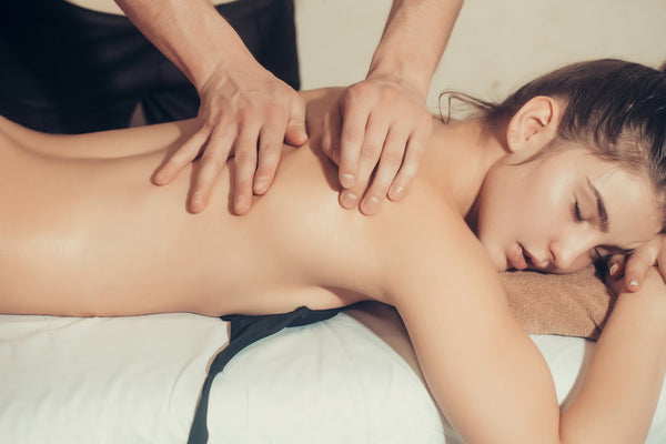 Massage for Better Sex