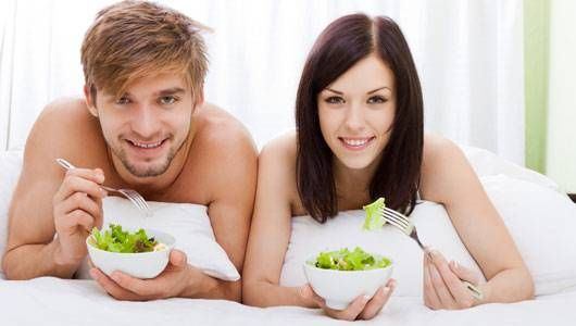 Sexy Foods for Sexual Satisfaction