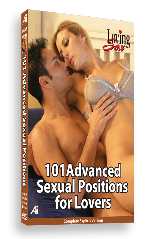 101 Advanced Sexual Positions for Lovers – Alexander Institute