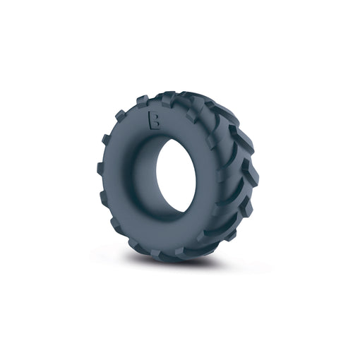 Boners Tire Cock Ring - Grey