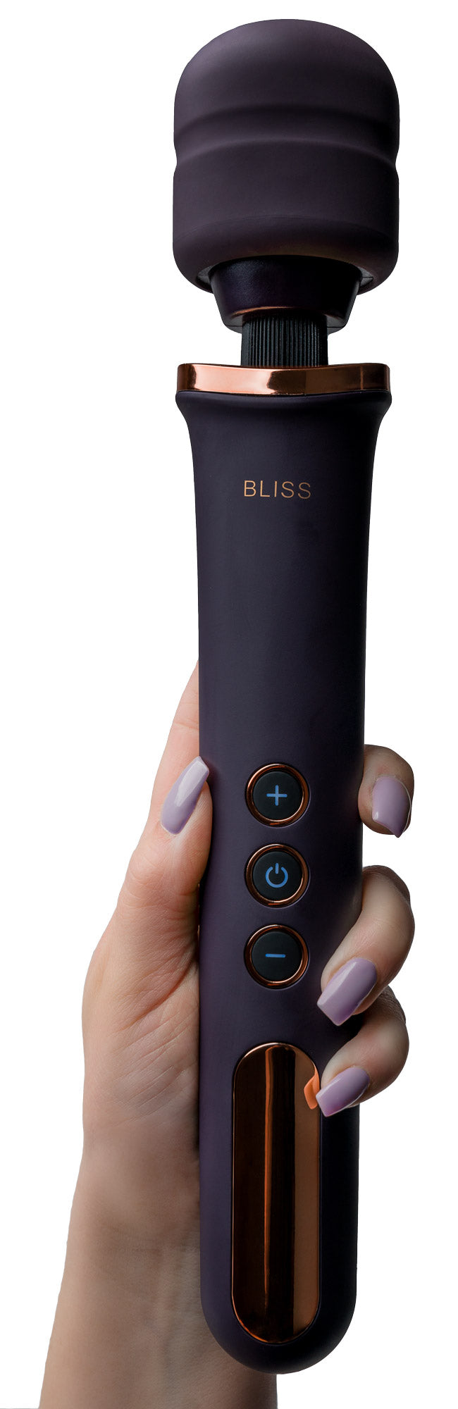 BLISS Wand - Rechargeable, Powerful & Whisper quiet