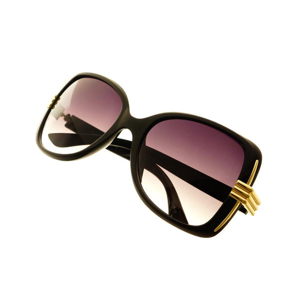 Large Oversized Womens Fashion Square Sunglasses O64 - FREYRS - Beautifully designed, cheap sunglasses for men & women  - 3