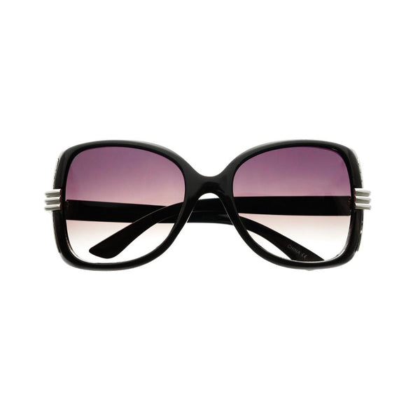 Large Oversized Womens Fashion Square Sunglasses O64 - FREYRS - Beautifully designed, cheap sunglasses for men & women  - 1