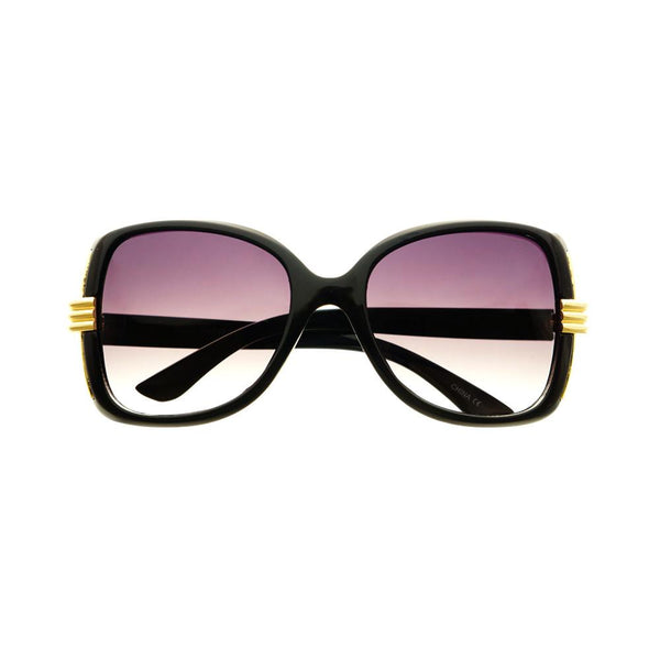 Large Oversized Womens Fashion Square Sunglasses O64 - FREYRS - Beautifully designed, cheap sunglasses for men & women  - 2