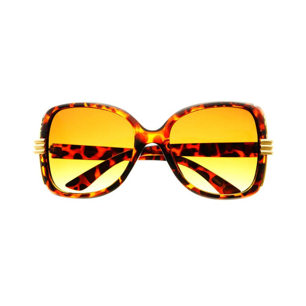 Large Oversized Womens Fashion Square Sunglasses O64 - FREYRS - Beautifully designed, cheap sunglasses for men & women  - 5