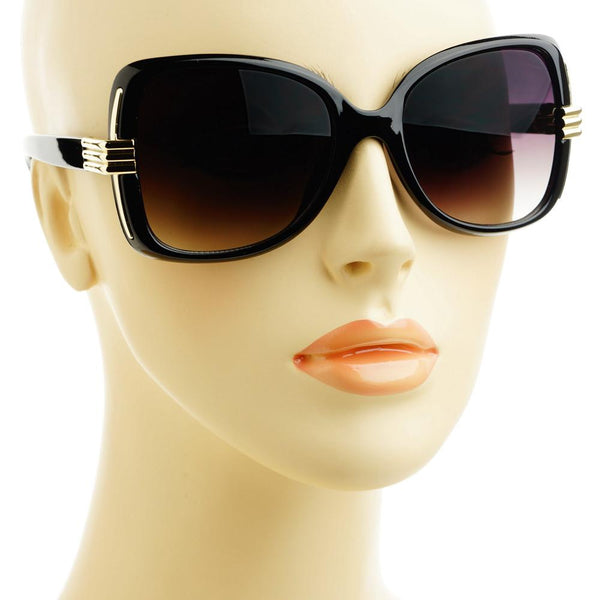 Large Oversized Womens Fashion Square Sunglasses O64 - FREYRS - Beautifully designed, cheap sunglasses for men & women  - 6