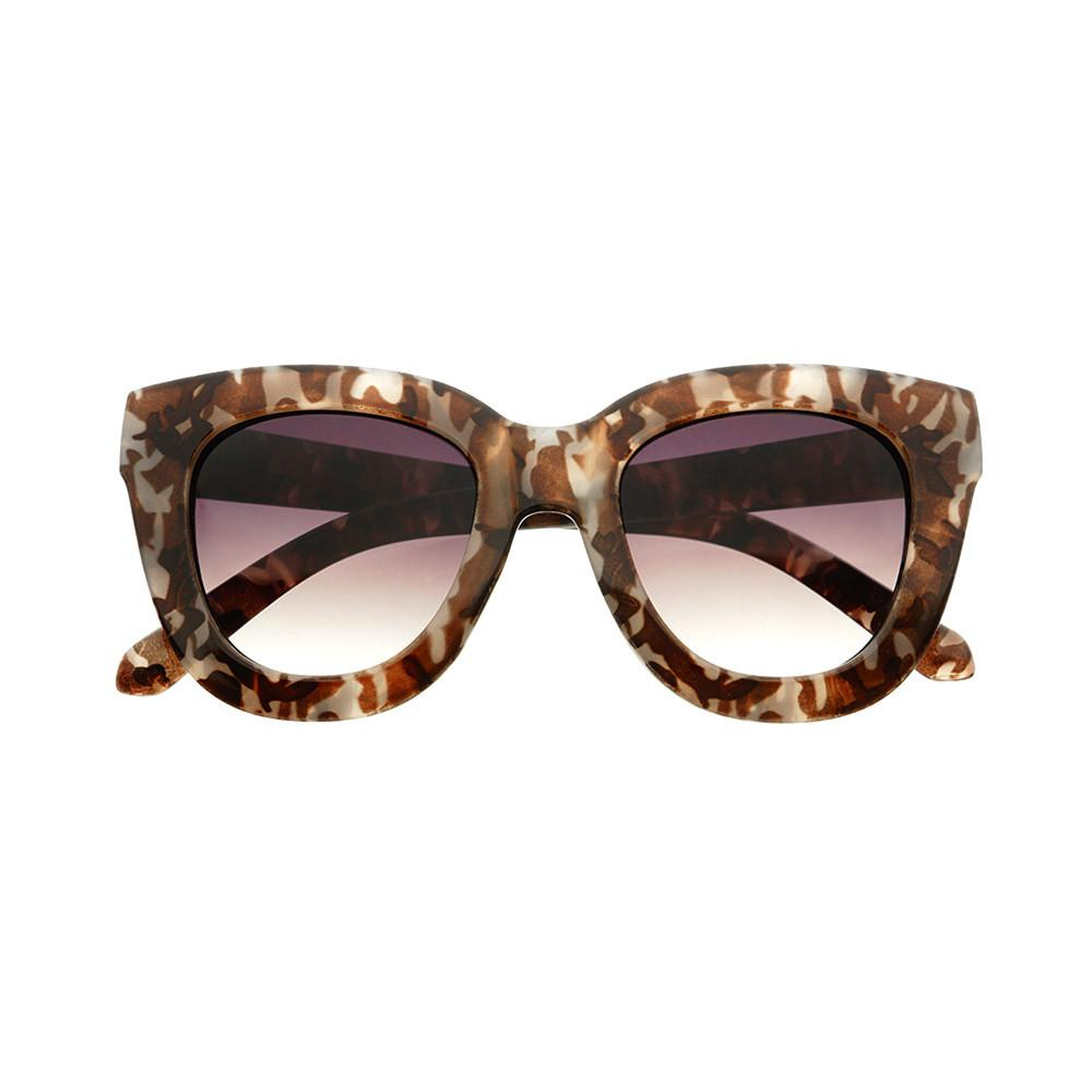 Large Hip Fashion  Womens Cat Eye Sunglasses C1750 - FREYRS - Beautifully designed, cheap sunglasses for men & women  - 1