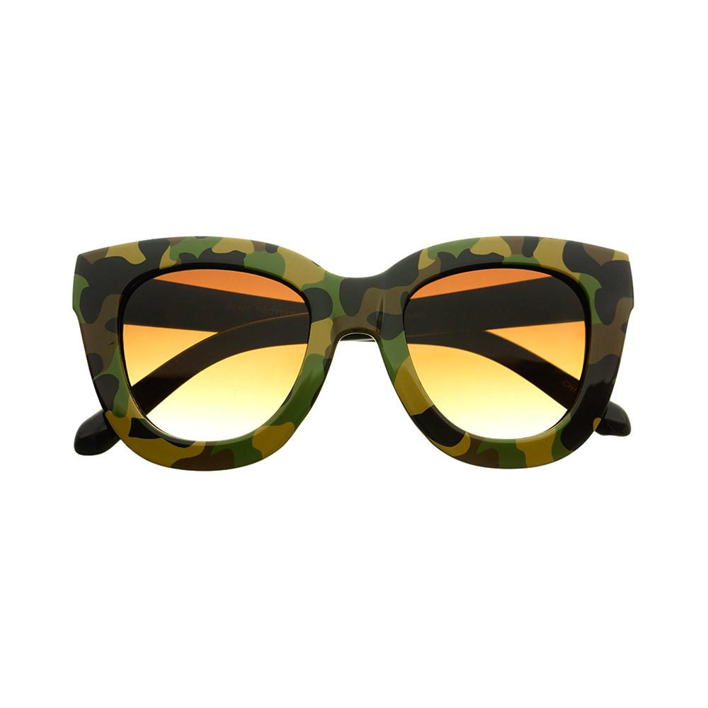 Large Hip Fashion  Womens Cat Eye Sunglasses C1750 - FREYRS - Beautifully designed, cheap sunglasses for men & women  - 6