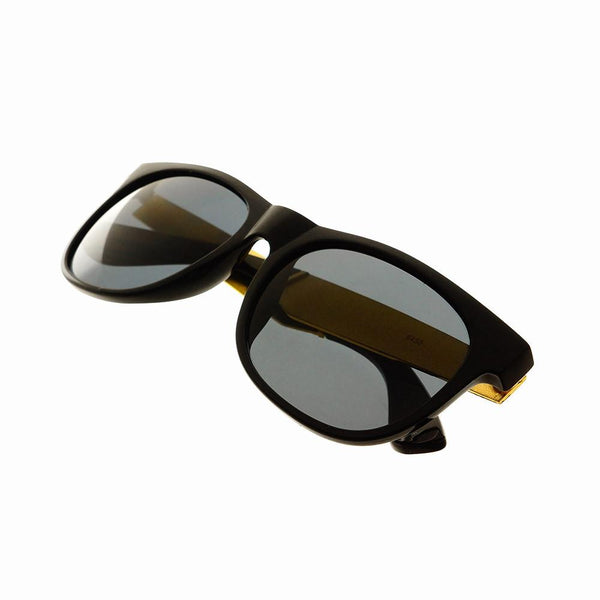 Hieroglyphic Print Unisex Dark Lens Style Sunglasses W2210 - FREYRS - Beautifully designed, cheap sunglasses for men & women  - 2