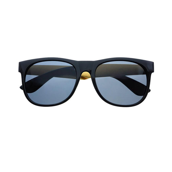 Hieroglyphic Print Unisex Dark Lens Style Sunglasses W2210 - FREYRS - Beautifully designed, cheap sunglasses for men & women  - 1