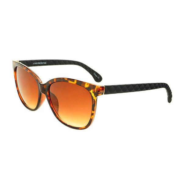 Large Classy Womens Fashion Cat Eye Sunglasses C1790 - FREYRS - Beautifully designed, cheap sunglasses for men & women  - 1