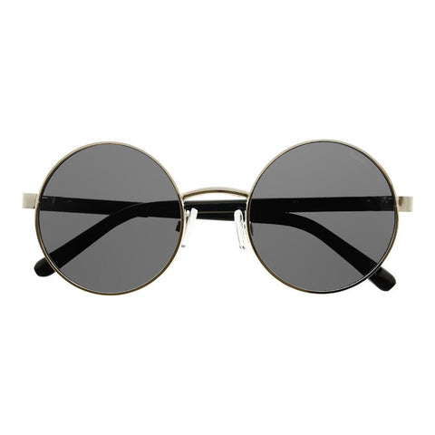 Mango Large Aviator Sunglasses