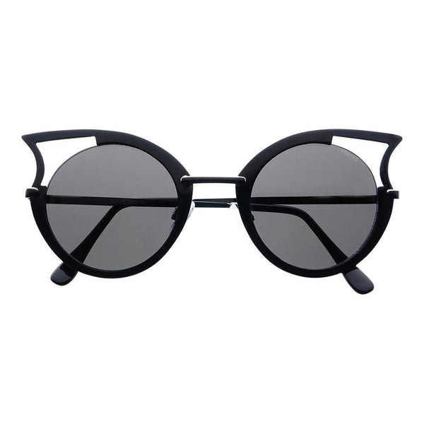Mimi Round Cat Eye Sunglasses - FREYRS - Beautifully designed, cheap sunglasses for men & women  - 4