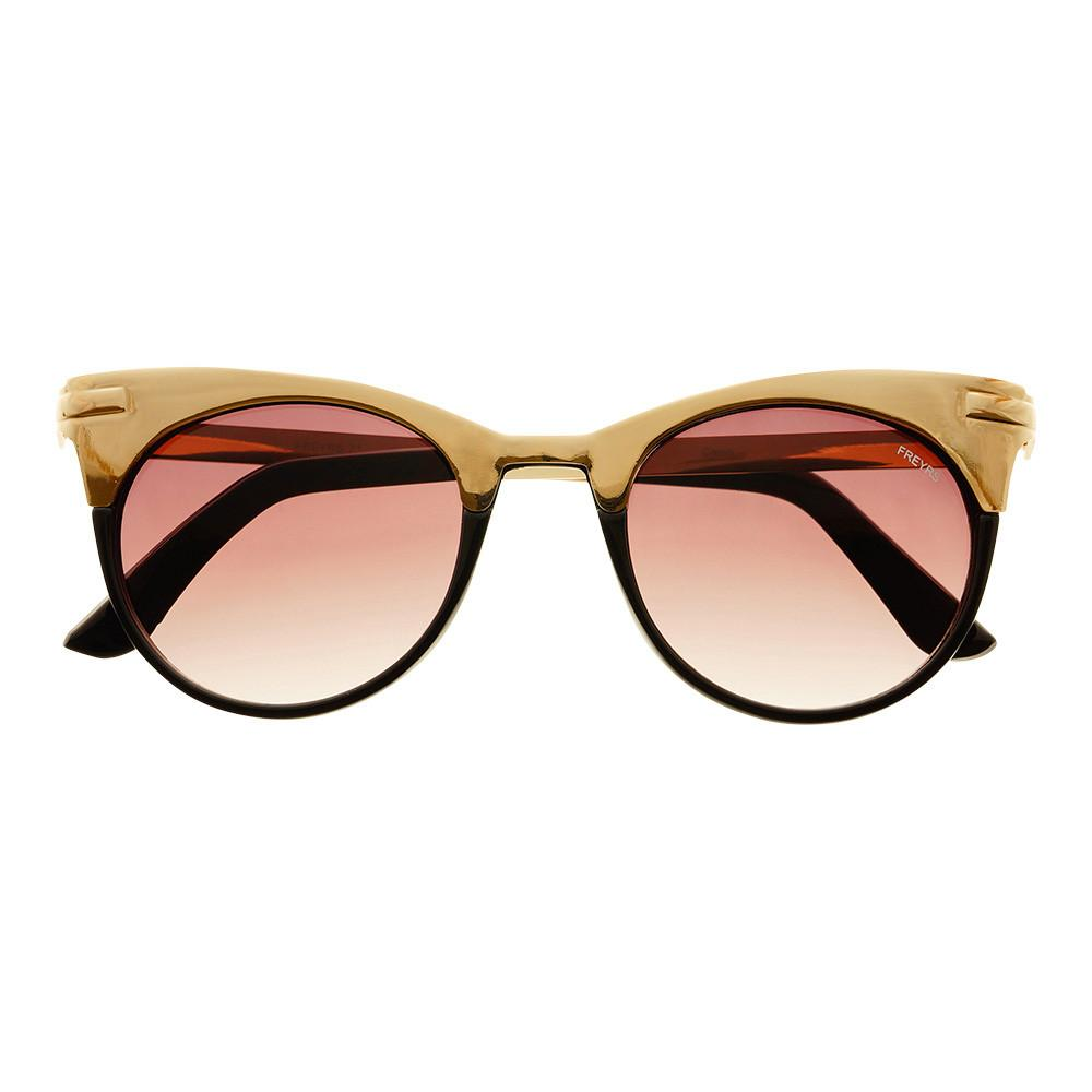 Gladys Cat Eye Sunglasses - FREYRS - Beautifully designed, cheap sunglasses for men & women  - 1